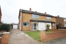 3 bed semi detached home for sale in Linkswood Avenue...