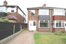 Doncaster Road semi detached property for sale