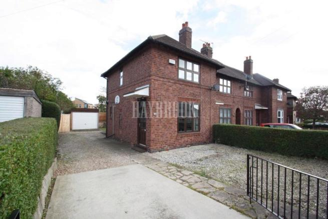 2 bedroom end of terrace house for sale in arbourthorne for Terrace house season 2