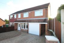 5 bedroom semi detached property for sale in Manor House Road...