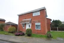 Detached home in Elsham Close, Bramley