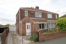 semi detached house for sale in Myrtle Crescent...