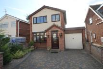 3 bed Detached home in Webster Crescent...