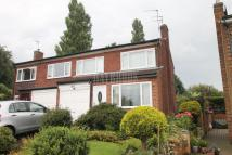 3 bed semi detached property in Springvale Close...