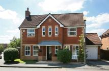Detached house for sale in Casterton Way, Worsley...