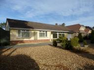 3 bed Bungalow in Lions Lane, Ashley Heath...