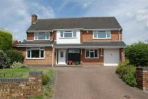 Detached property for sale in Hatherton Road, Cannock