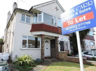 3 bedroom End of Terrace property to rent in Hallford Way, Dartford...