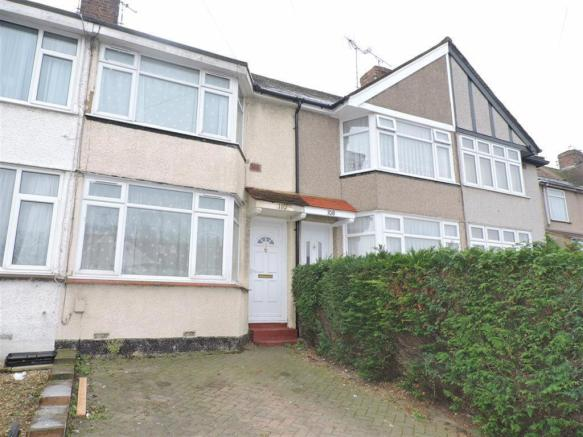 2 bedroom terraced house to rent in parkside avenue