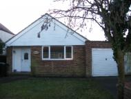 2 bed Bungalow to rent in Lismore Road, Herne Bay...