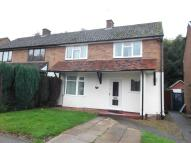 semi detached house in Broom Covert Road...