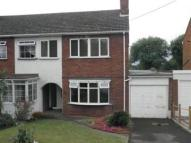 semi detached home to rent in Hayfield Hill...