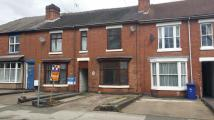 Terraced property in Belvedere Road...