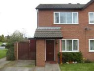 2 bed semi detached home to rent in Curlew Close, Lichfield
