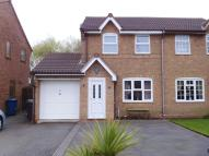 3 bed semi detached house in Coulson Close, Burntwood...