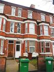 Terraced house in Lenton Boulevard...