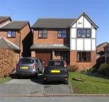 5 bedroom Detached house in Green Meadows, Hawarden...