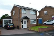3 bed Detached home for sale in Eglwys Close, Buckley...