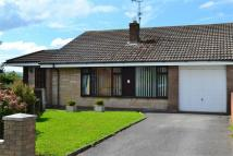 Semi-Detached Bungalow for sale in 7 Erw Fach, Mynydd Isa...