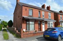 semi detached property in Rose Lane, Mynydd Isa...