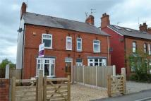 3 bedroom semi detached home for sale in Padeswood Road, Buckley...