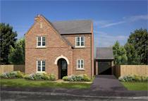 new house in Castle Fields, Mold Road...