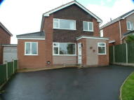 4 bedroom Detached property for sale in Bryn Awelon, Buckley, CH7
