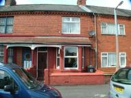 Terraced house in Nelson Street, Shotton...
