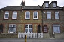 Terraced property for sale in Church Road...