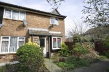 1 bed Terraced property for sale in Brangwyn Crescent...