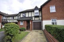 Terraced house in Silbury Avenue, Mitcham...