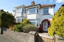 semi detached house to rent in Portslade