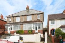 3 bed semi detached house in Southdown Road, Portslade