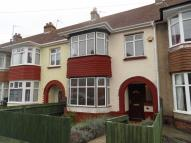 Terraced house in Fairway Crescent...
