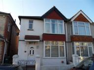 Hove semi detached property to rent
