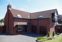 Detached house for sale in Limers Lane, Northam...