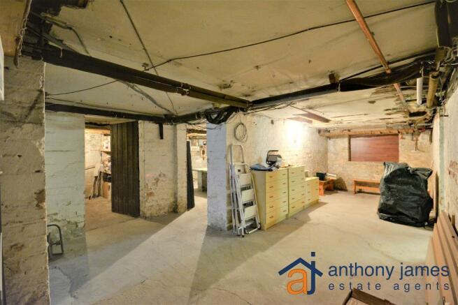 Basement Inner Hallway