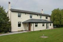Detached property in New Hall Drive...