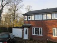 semi detached house in Larchwood...