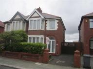 semi detached house in Hodgson Road...
