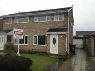 3 bed semi detached property in Langport Close, Fulwood...