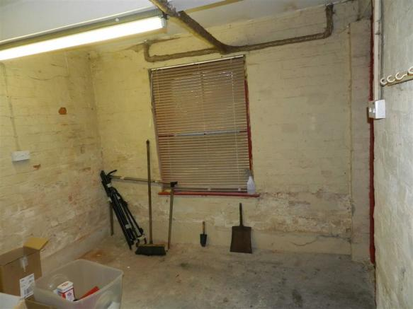 Basement Room Two
