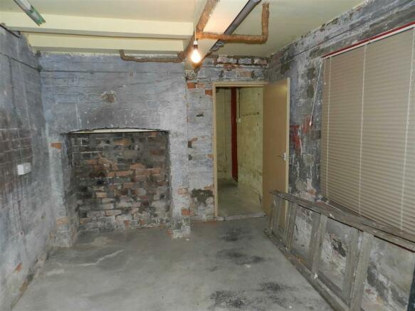 Basement Room Three
