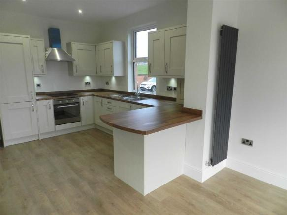 Extended Kitchen/Lou