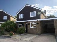 Detached home to rent in Partridge Close, Chesham