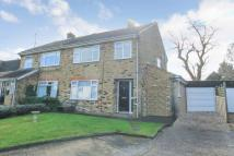 3 bed semi detached home in Green End Street...