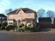 Detached house in Heron Court...