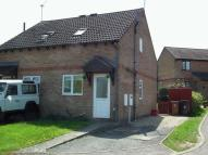 St Hughes Close semi detached house to rent