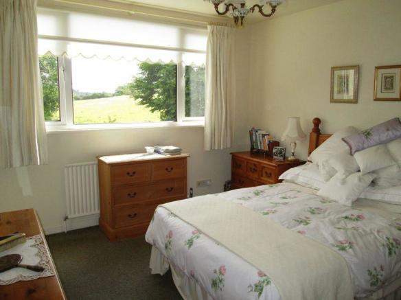 Bedroom 1 rear...