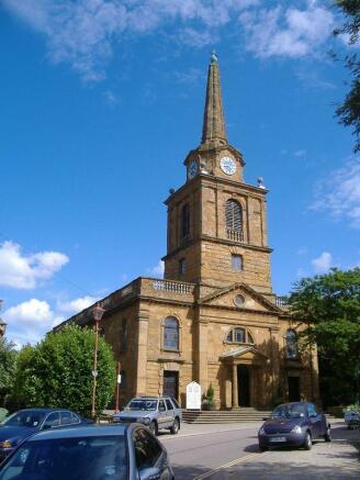 Church in Dave...